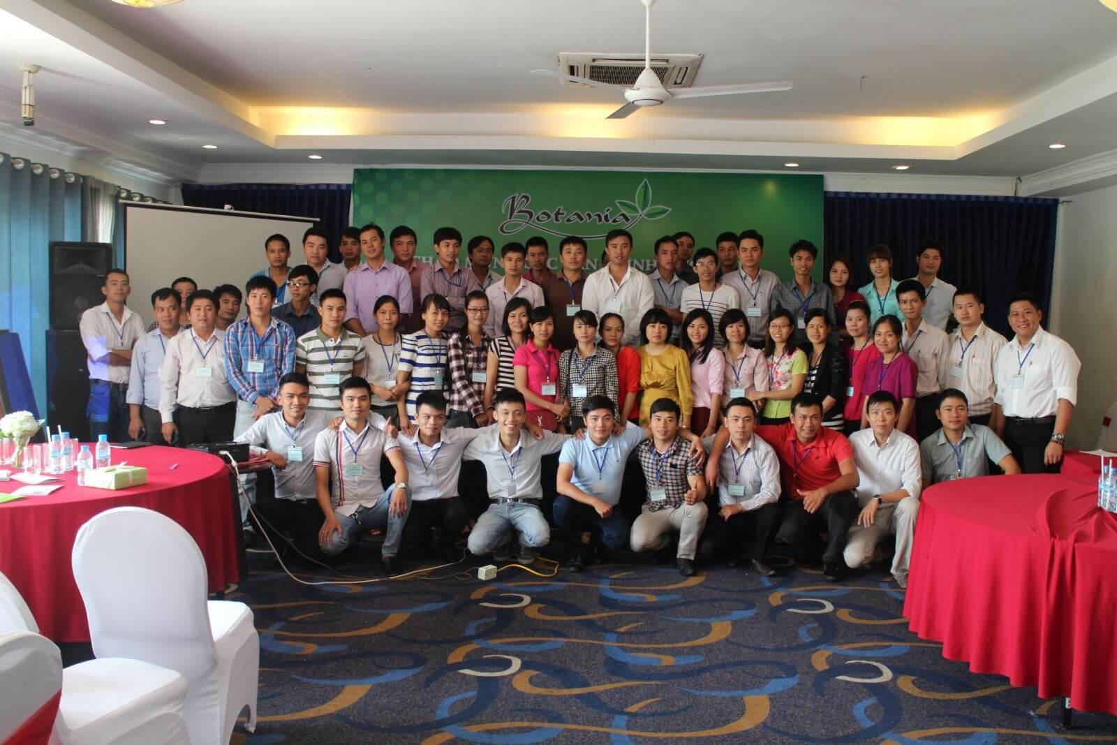 Hội thảo tập huấn - tổng kết 6 tháng đầu năm 2014