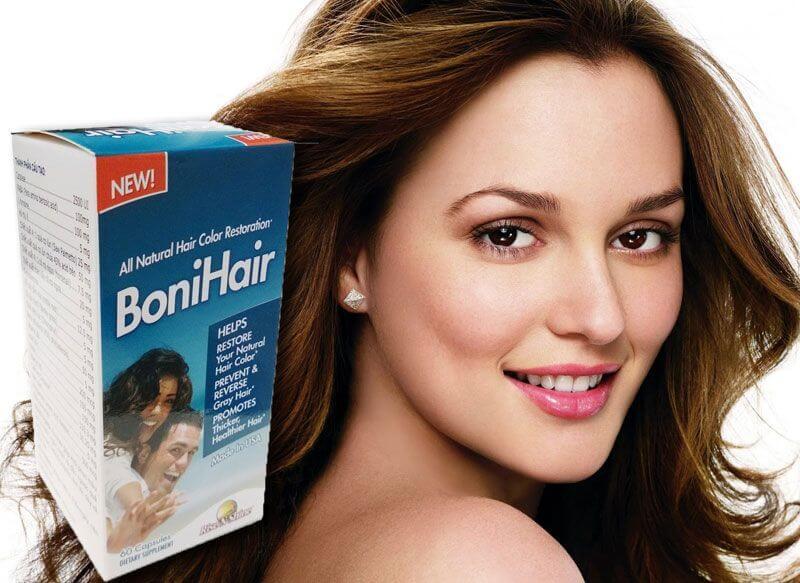 Hà Nội: BoniHair - Xua tan nỗi lo tóc bạc tuổi trung niên